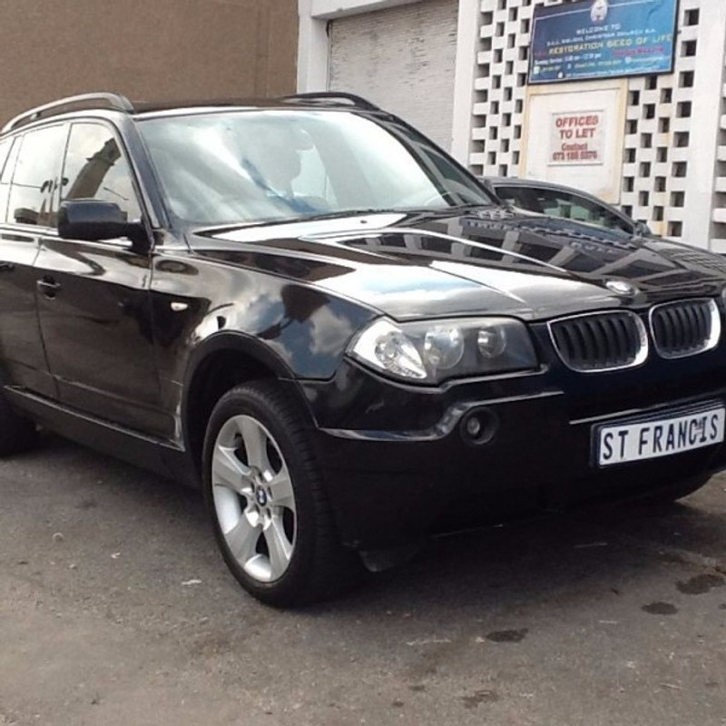 used bmw x3 for sale in gauteng id 1501574. Black Bedroom Furniture Sets. Home Design Ideas