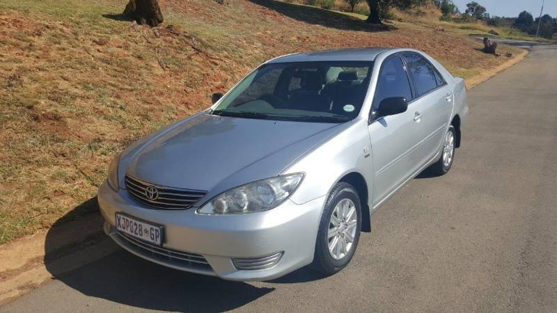 used toyota camry 2 4 xli a t for sale in gauteng id 1501708. Black Bedroom Furniture Sets. Home Design Ideas
