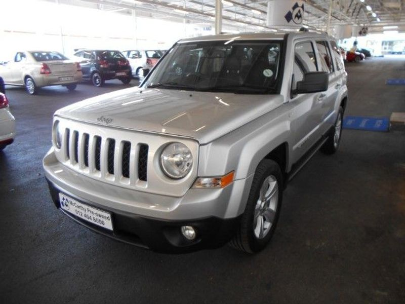 used jeep patriot 2 0 crd limited for sale in gauteng. Black Bedroom Furniture Sets. Home Design Ideas