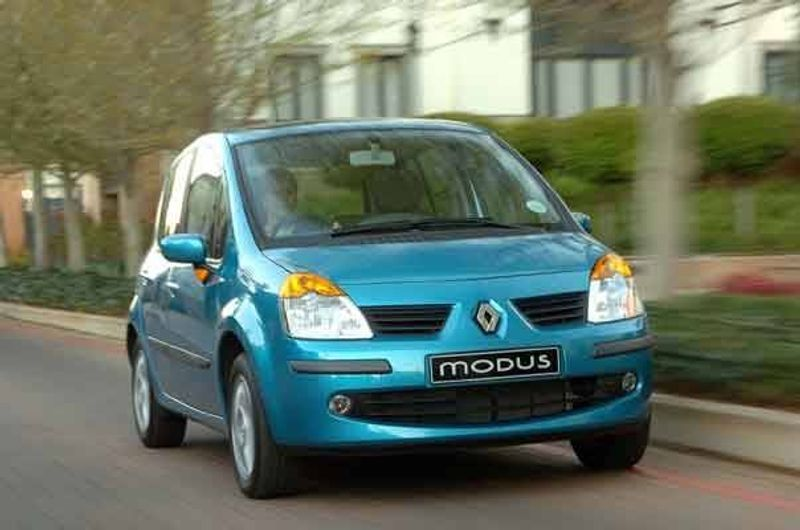 used renault modus 1 4 expression for sale in gauteng id 1503228. Black Bedroom Furniture Sets. Home Design Ideas