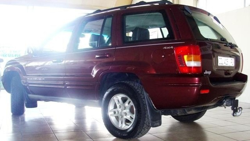 used jeep grand cherokee ltd 4 7 for sale in free state. Cars Review. Best American Auto & Cars Review