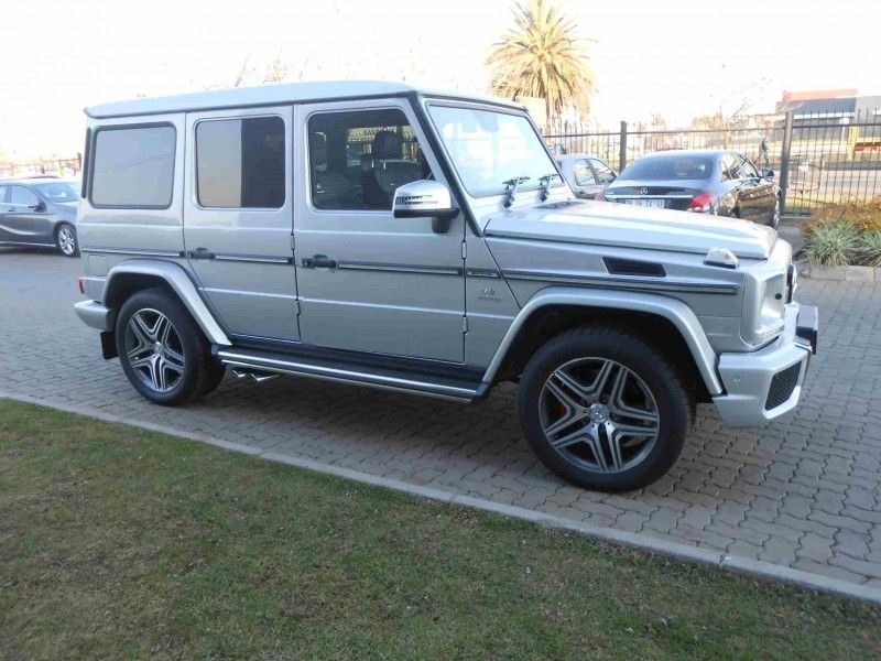 Used mercedes benz g class g63 amg for sale in gauteng for Mercedes benz g class mpg