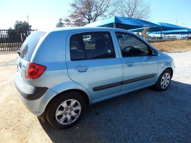 Used Hyundai Getz 1.4 for sale in Gauteng - Cars.co.za (ID:1503991)