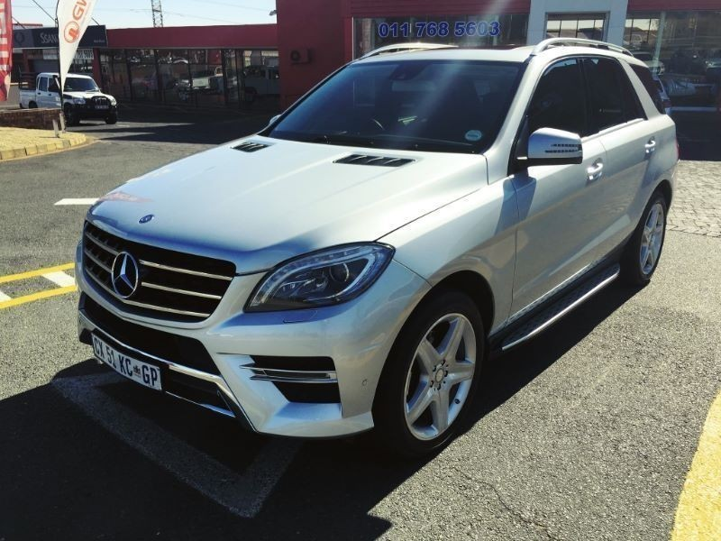 Used mercedes benz m class ml 350 bluetec amg only 42 for Mercedes benz ml350 amg for sale