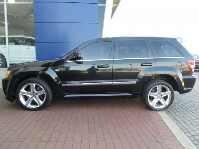 used jeep grand cherokee srt8 for sale in kwazulu natal id 1504885. Black Bedroom Furniture Sets. Home Design Ideas