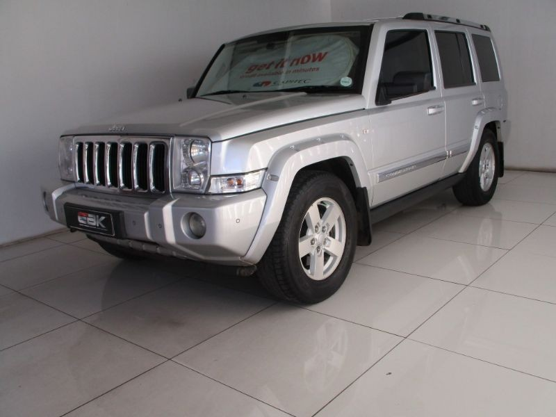 used jeep commander 5 7 limited for sale in gauteng id. Black Bedroom Furniture Sets. Home Design Ideas