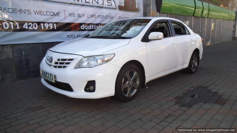 Used toyota corolla 1 6 sprinter for sale in gauteng cars co za id 1505486
