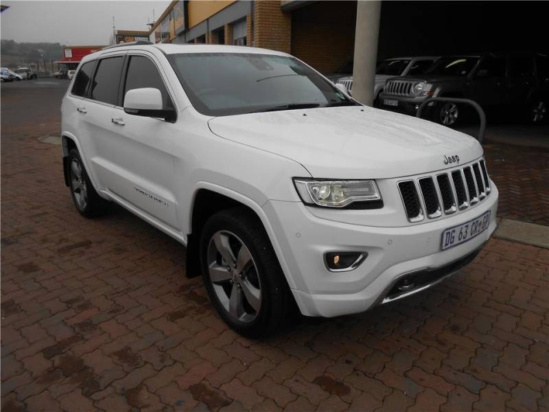 used jeep grand cherokee v6 crd overland for sale in gauteng id 1505793. Black Bedroom Furniture Sets. Home Design Ideas