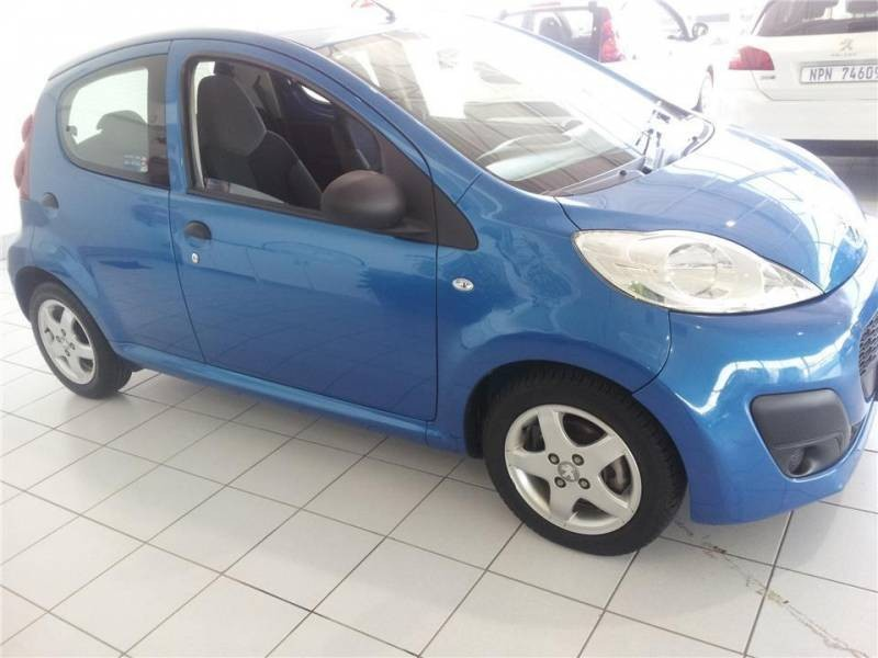 used peugeot 107 trendy for sale in kwazulu natal id 1506110. Black Bedroom Furniture Sets. Home Design Ideas