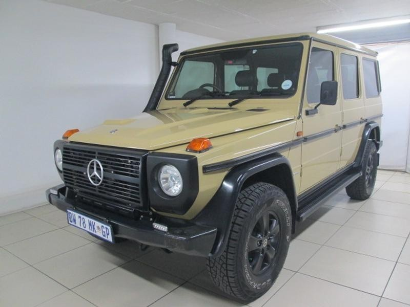 Used mercedes benz g class g300 cdi professional for sale for Used g500 mercedes benz sale