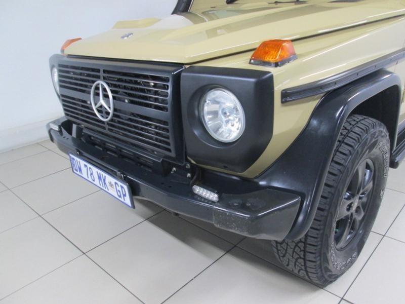 Used mercedes benz g class g300 cdi professional for sale for Mercedes benz g300 for sale
