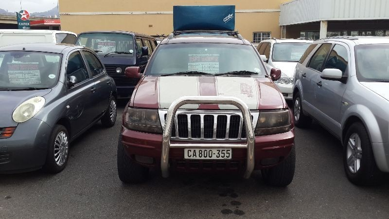 used jeep grand cherokee 4 7 v8 laredo for sale in western cape cars. Cars Review. Best American Auto & Cars Review