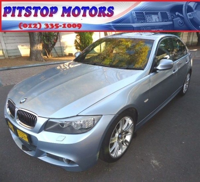 Used BMW 3 Series 320i Sport A/t (e90) For Sale In Gauteng