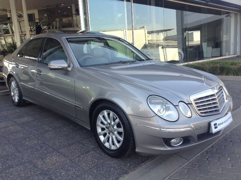 Used mercedes benz e class elegance for sale in gauteng for 2008 mercedes benz e class for sale