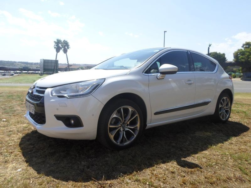used citroen ds4 ds4 1 6 thp 160 auto sport for sale in gauteng id 1507012. Black Bedroom Furniture Sets. Home Design Ideas
