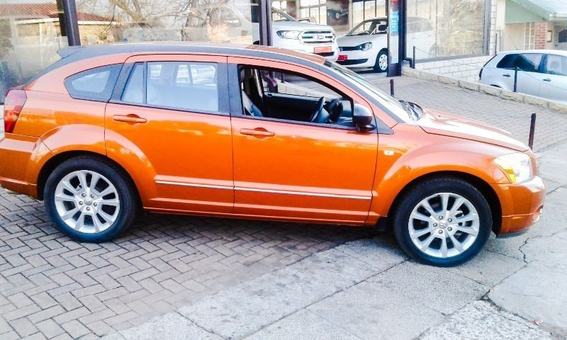 used dodge caliber 2 0 sxt for sale in free state id 1507306. Black Bedroom Furniture Sets. Home Design Ideas