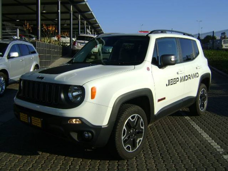 used jeep renegade 2 4 trailhawk auto for sale in gauteng id 1507376. Black Bedroom Furniture Sets. Home Design Ideas