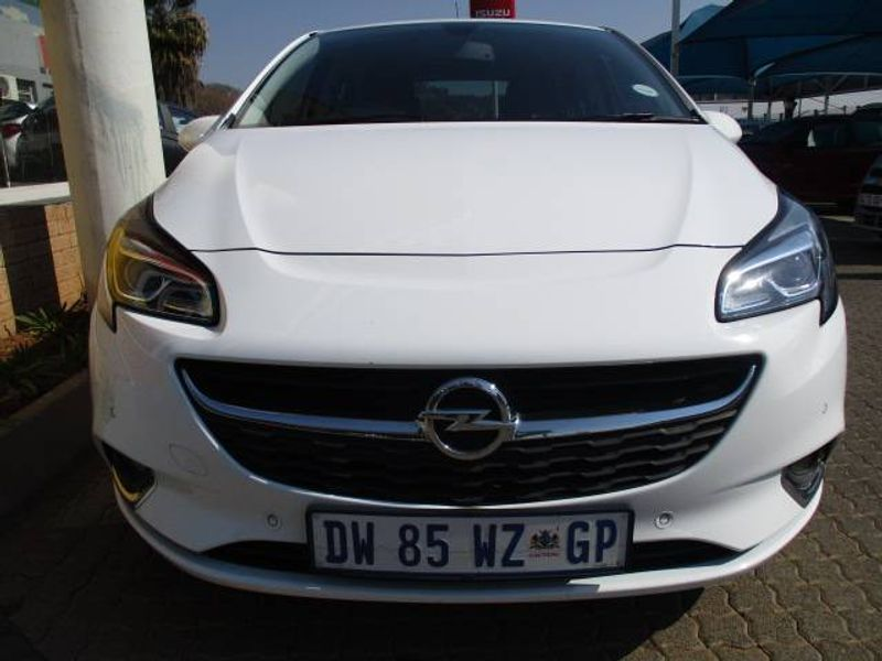 used opel corsa 1 0t cosmo 5 door for sale in gauteng id 1507735. Black Bedroom Furniture Sets. Home Design Ideas