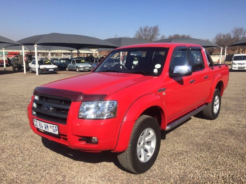 Used Ford Ranger Hi Trail Xle P U D C For Sale In