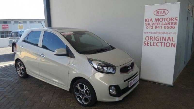 used kia picanto 1 2 ex for sale in gauteng id 1508284. Black Bedroom Furniture Sets. Home Design Ideas