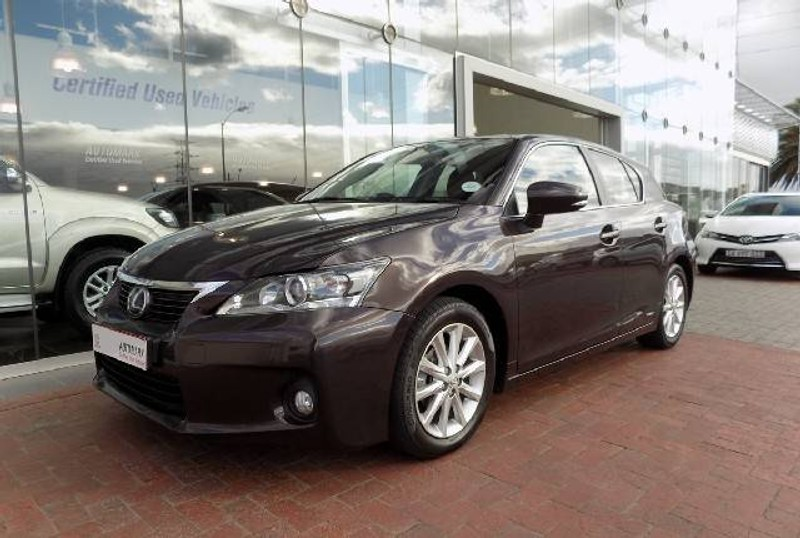 Used Lexus CT 200h S 5dr for sale in Western Cape - Cars.co.za (ID ...