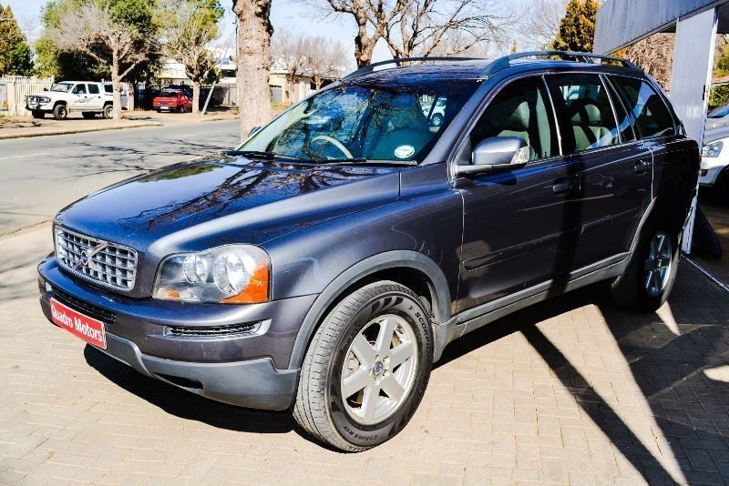used volvo xc90 2 5t awd 2006 automatic for sale in free state id 1508860. Black Bedroom Furniture Sets. Home Design Ideas