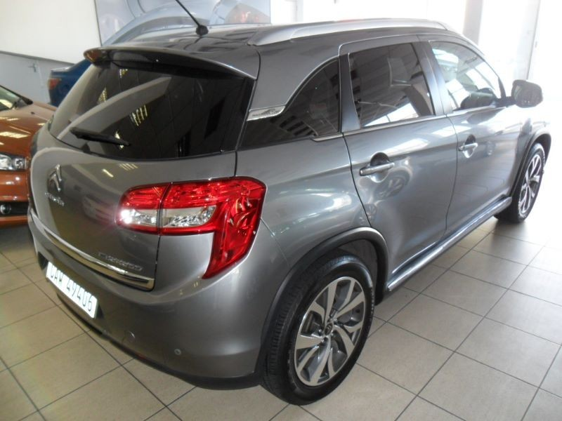used citroen c4 aircross 2 0 exclusive awd a t for sale in eastern cape id 1508940. Black Bedroom Furniture Sets. Home Design Ideas