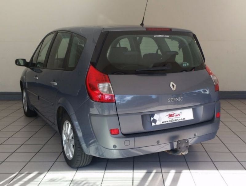 used renault grand scenic 7 seater for sale in western cape id 1508947. Black Bedroom Furniture Sets. Home Design Ideas