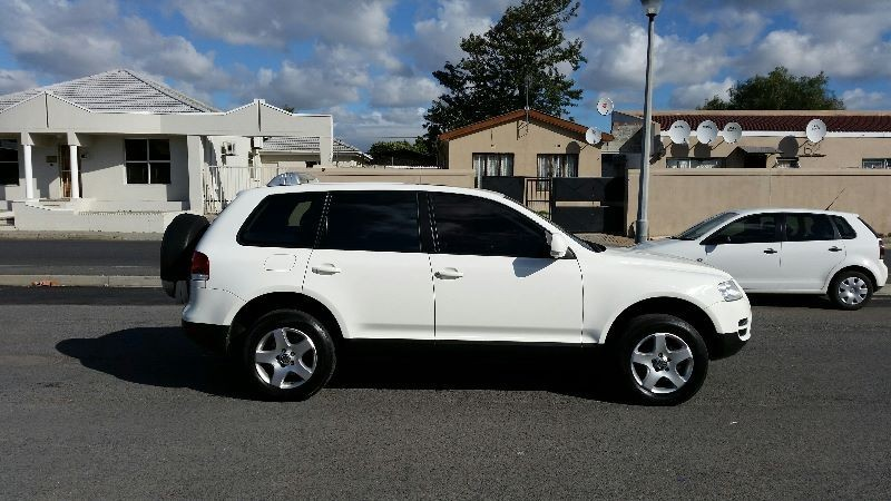 used volkswagen touareg r5 2 5 tdi for sale in western cape id 1509052. Black Bedroom Furniture Sets. Home Design Ideas