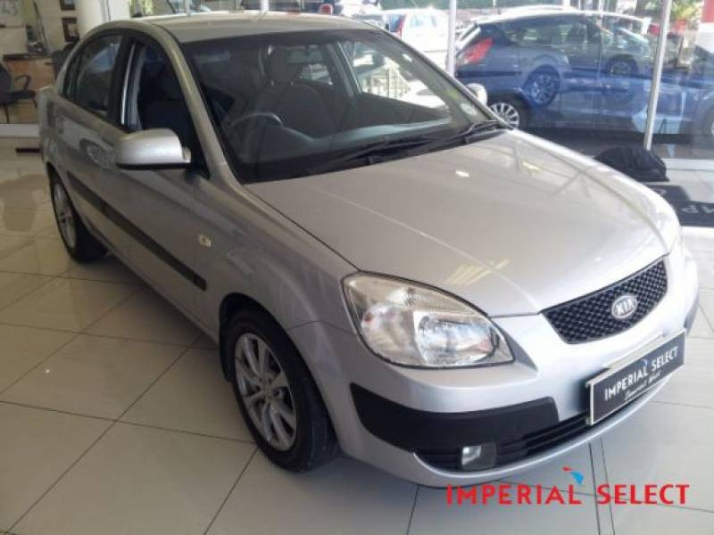 used kia rio 1 4 a t 4dr for sale in western cape id 1510022. Black Bedroom Furniture Sets. Home Design Ideas