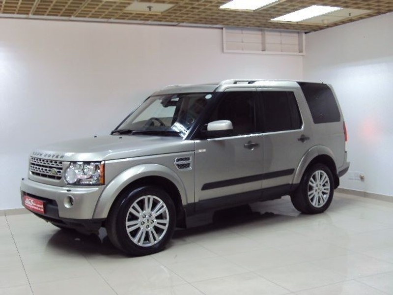used land rover discovery 4 v8 hse 5 0 auto 7 seater fsh. Black Bedroom Furniture Sets. Home Design Ideas