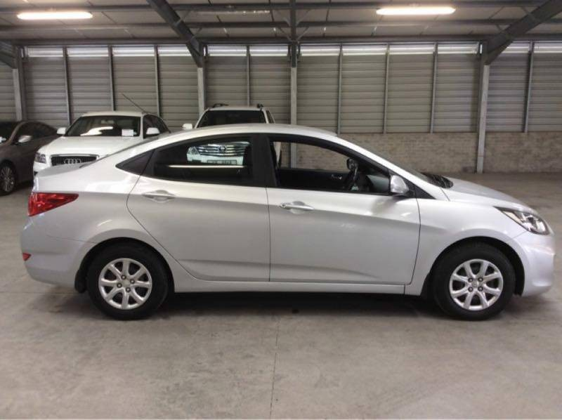 Used Hyundai Accent 1 6 Gls For Sale In Western Cape