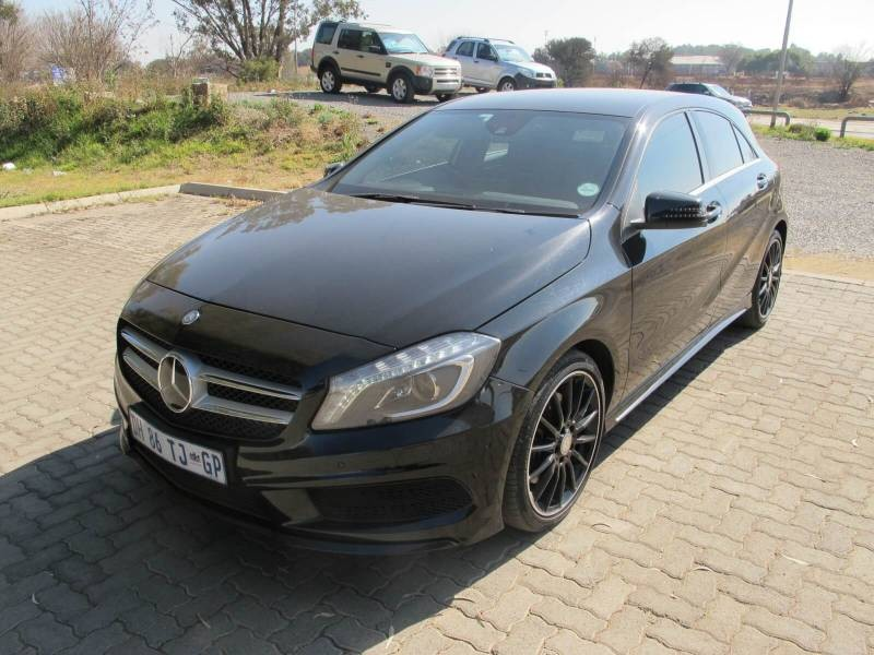 used mercedes benz a class a220 cdi be amg sport auto for sale in gauteng id 1511383. Black Bedroom Furniture Sets. Home Design Ideas