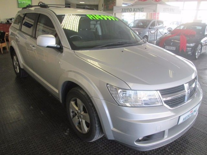 used dodge journey 2 7 sxt a t for sale in western cape id 1511467. Black Bedroom Furniture Sets. Home Design Ideas