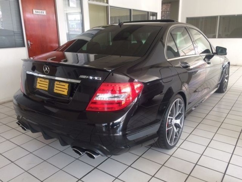 used mercedes benz c class 2013 c63 amg edition 507 only. Black Bedroom Furniture Sets. Home Design Ideas