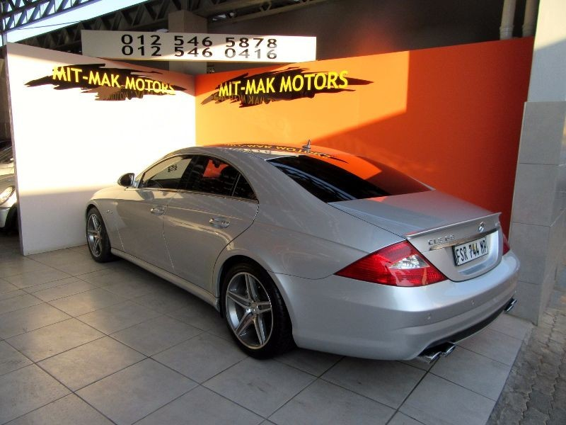 used mercedes benz cls class cls 63 amg for sale in gauteng id 1511742. Black Bedroom Furniture Sets. Home Design Ideas