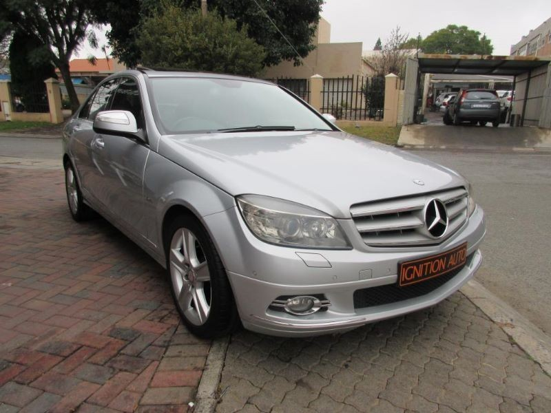 used mercedes benz c class c320 cdi avantgarde a t for sale in gauteng id 1512349. Black Bedroom Furniture Sets. Home Design Ideas
