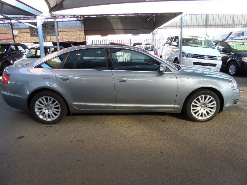 used audi a6 3 2 fsi quattro tiptronic for sale in gauteng. Black Bedroom Furniture Sets. Home Design Ideas