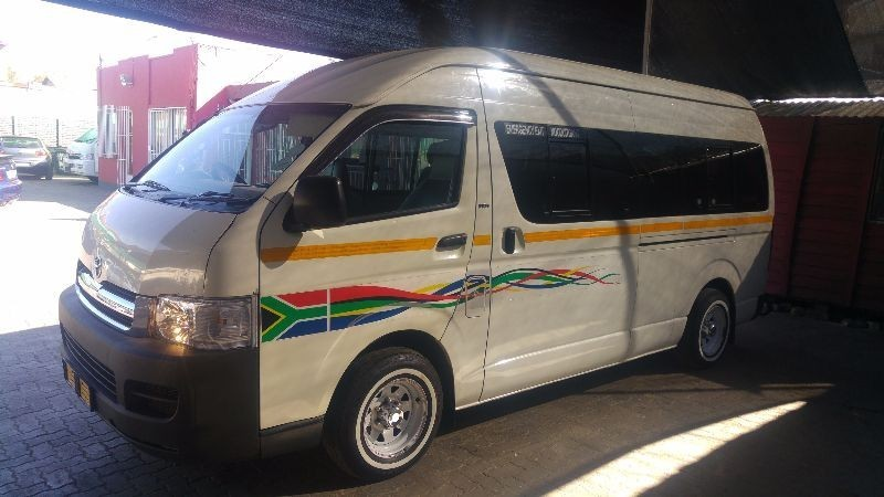 Used Toyota Quantum 2.7 Sesfikile 14s for sale in Gauteng ...