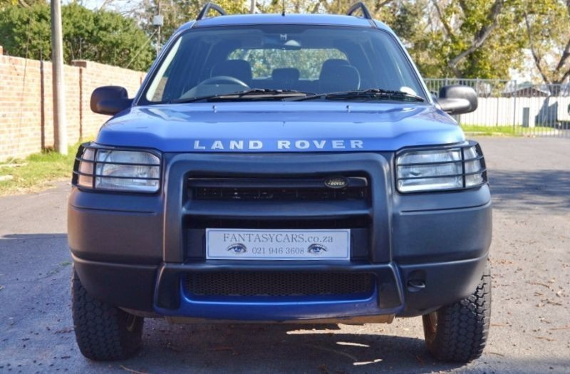 2003 land rover freelander for sale used 2003 land rover. Black Bedroom Furniture Sets. Home Design Ideas