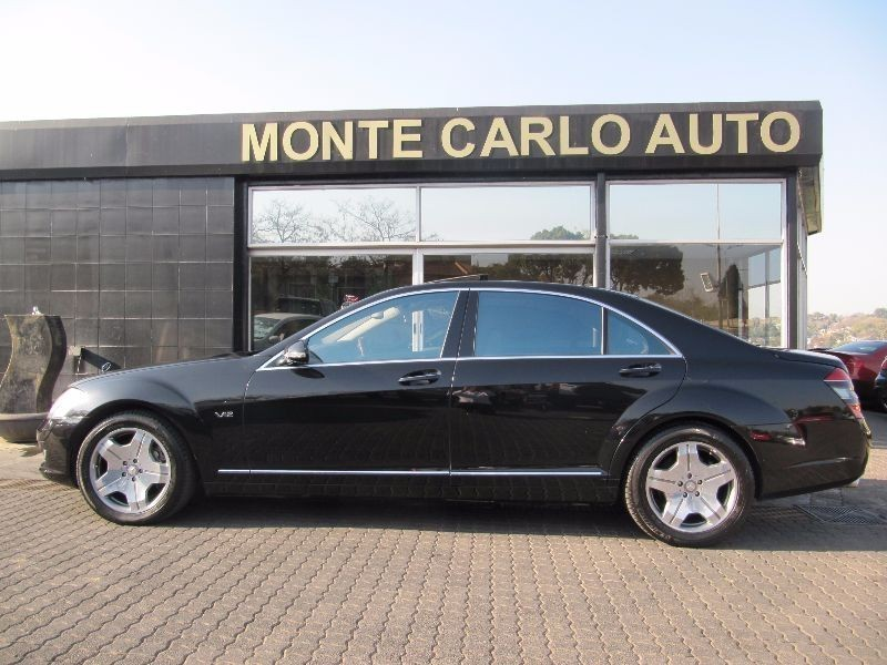 Used mercedes benz s class s 600 l for sale in gauteng for Mercedes benz 2008 s550 for sale