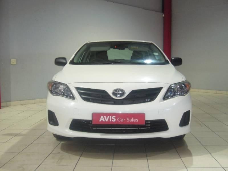 Avis Car Sales Boksburg >> Used Toyota Corolla Quest 1.6 for sale in Gauteng - Cars.co.za (ID:1513451)