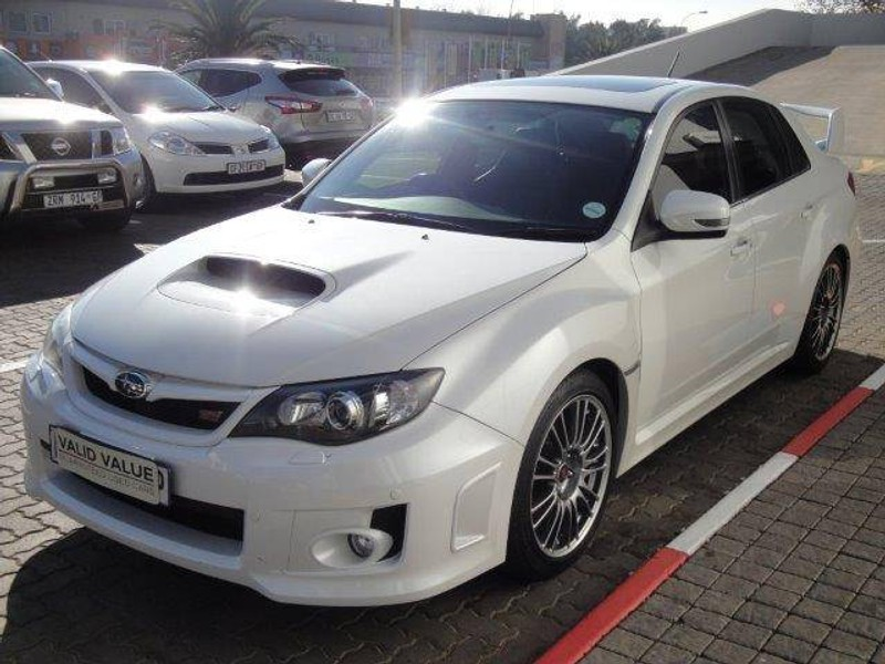 used subaru wrx wrx 2 5 sti a t for sale in gauteng id 1514386. Black Bedroom Furniture Sets. Home Design Ideas