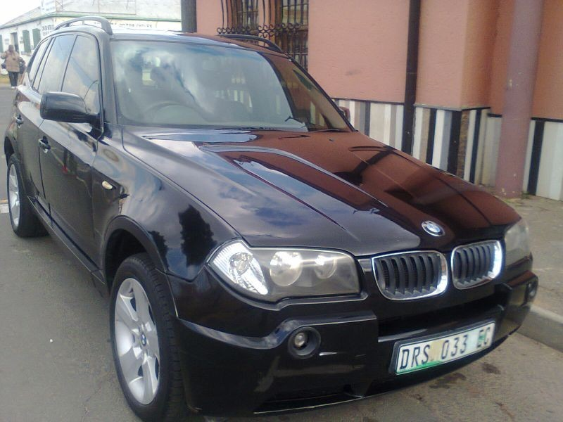 used bmw x3 a t for sale in gauteng id. Black Bedroom Furniture Sets. Home Design Ideas