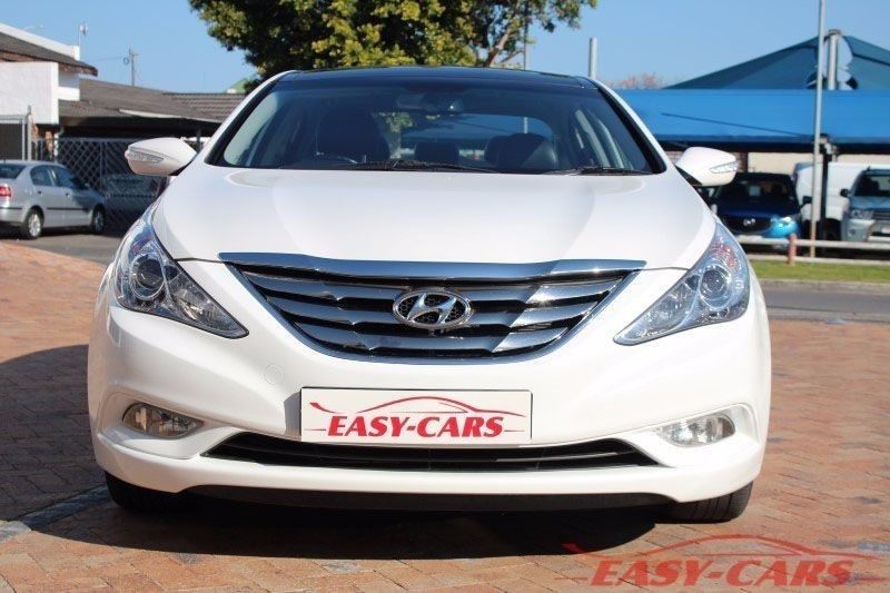 used hyundai sonata 2 4 gls executive a t for sale in. Black Bedroom Furniture Sets. Home Design Ideas
