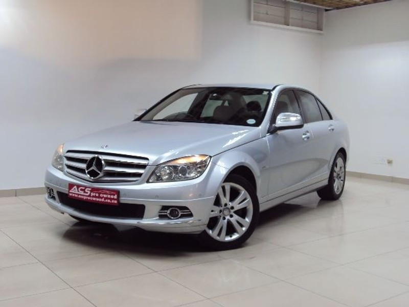 Used mercedes benz c class c280 avantagarde 7g tronic auto for Mercedes benz 2007 c280