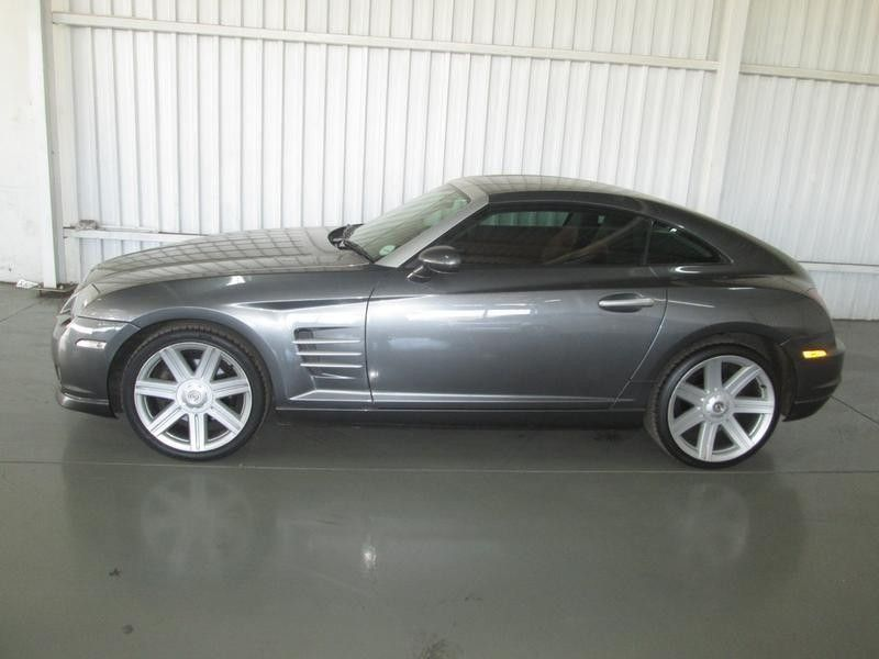 used chrysler crossfire 3 2 v6 a t ltd for sale in gauteng id 1515521. Black Bedroom Furniture Sets. Home Design Ideas