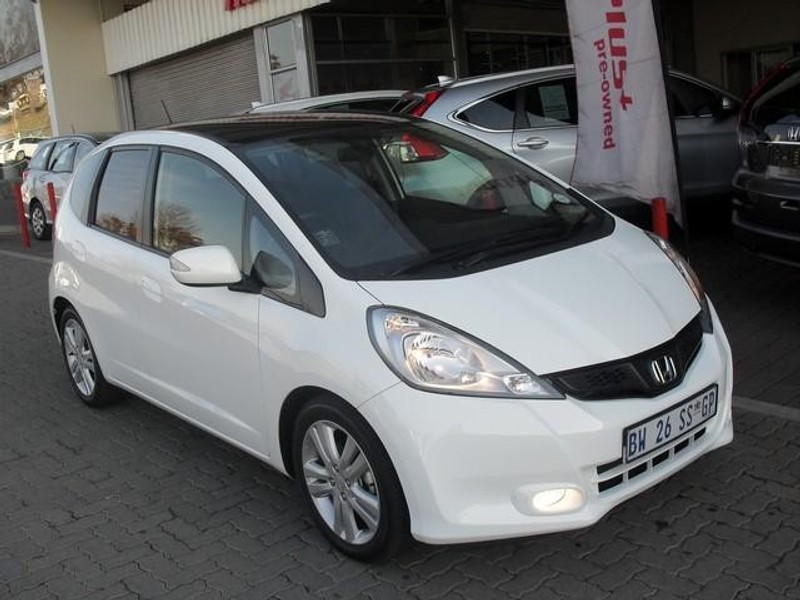 used honda jazz 1 5 executive a t for sale in gauteng id 1515584. Black Bedroom Furniture Sets. Home Design Ideas