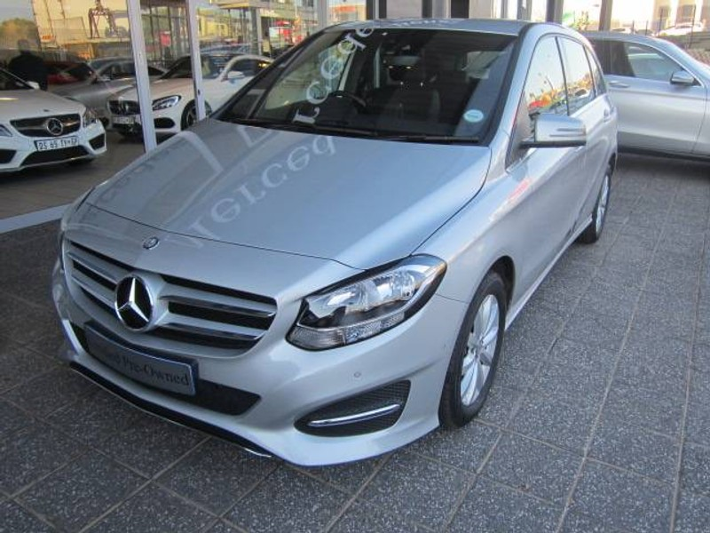 Used Mercedes Benz B Class B 200 Cdi Auto For Sale In