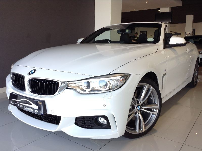 used bmw 4 series 435i convertible m sport auto for sale in gauteng id 1516089. Black Bedroom Furniture Sets. Home Design Ideas